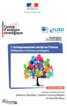 entrepreneuriat social en France