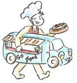 menjar sobrerodes dibuix